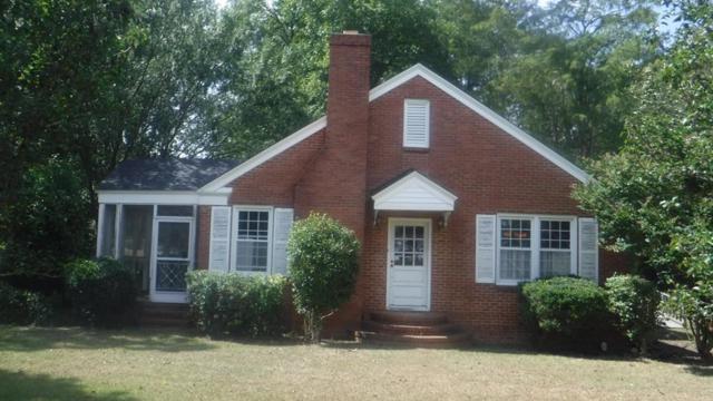 1515 Washington Road, Thomson, GA 30824 (MLS #435005) :: Shannon Rollings Real Estate