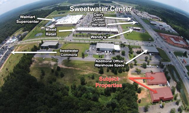 1979 Sweetwater Road, North Augusta, SC 29860 (MLS #435043) :: Venus Morris Griffin | Meybohm Real Estate