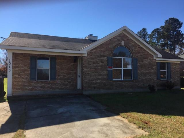 1013 Cedarview Circle, Hephzibah, GA 30815 (MLS #435159) :: Young & Partners
