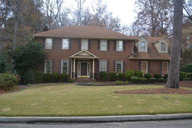 4140 Knollcrest Circle N, Martinez, GA 30907 (MLS #435210) :: Young & Partners