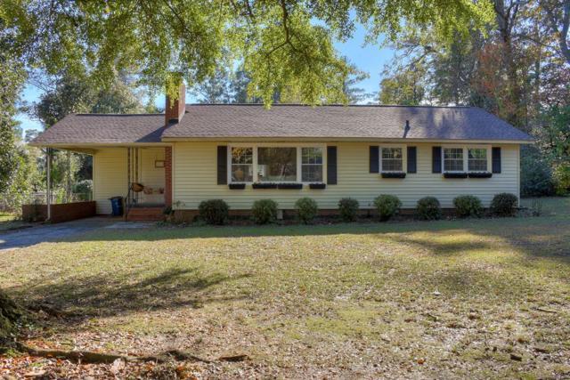 1013 Hitchcock Driive, Aiken, SC 29803 (MLS #435287) :: Venus Morris Griffin | Meybohm Real Estate