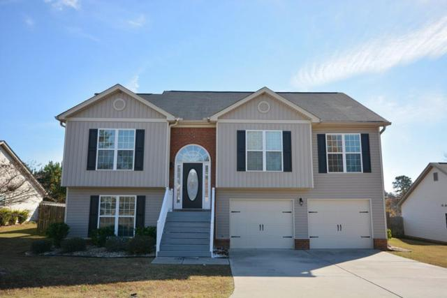 515 Capstone Way, Grovetown, GA 30813 (MLS #435303) :: Venus Morris Griffin | Meybohm Real Estate