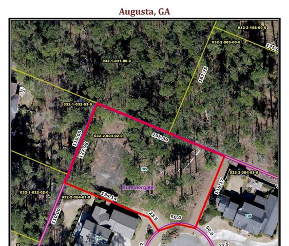 705 Summergate Court, Augusta, GA 30909 (MLS #435371) :: Shannon Rollings Real Estate