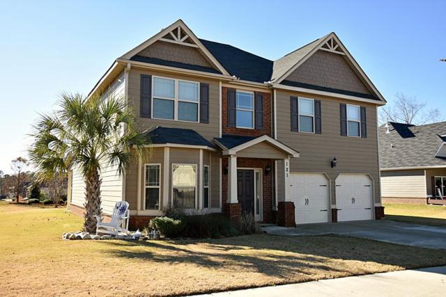 121 Gerhard Ridge Street, North Augusta, SC 29860 (MLS #435406) :: Young & Partners