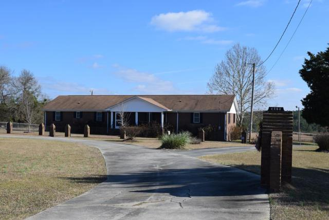 2075 Green Pond Road, Aiken, SC 29803 (MLS #435611) :: REMAX Reinvented | Natalie Poteete Team