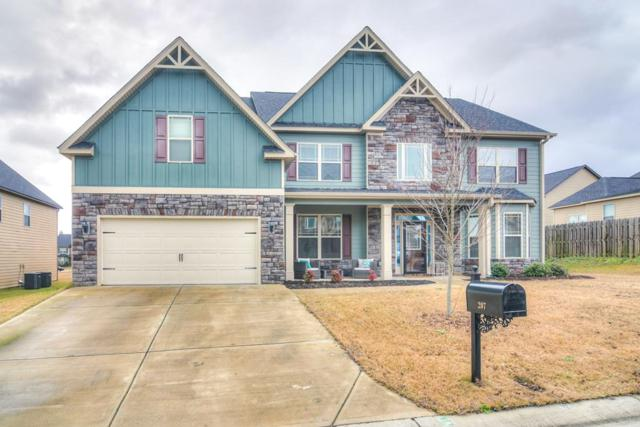 207 Dripping Rock Pass, Grovetown, GA 30813 (MLS #435781) :: Shannon Rollings Real Estate
