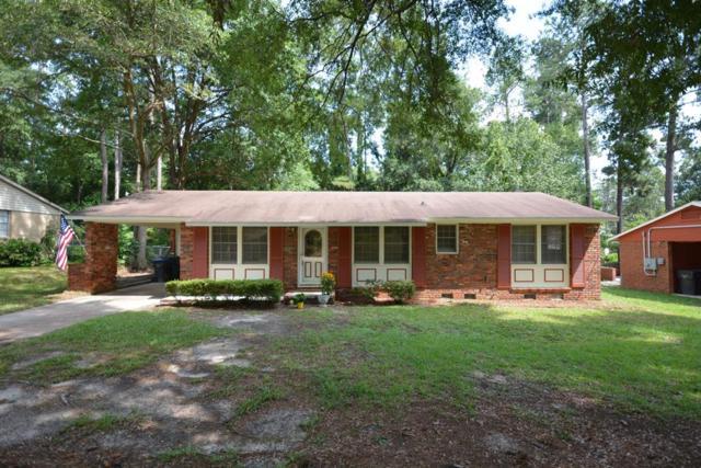 2214 Mura Drive, Augusta, GA 30906 (MLS #435793) :: Greg Oldham Homes