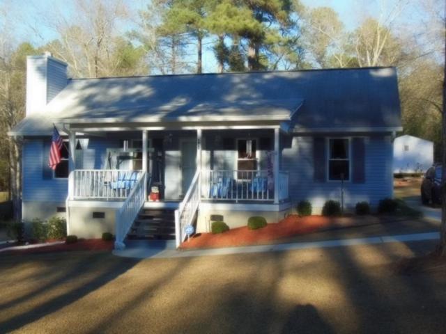 442 Crystal Springs Road, Graniteville, SC 29829 (MLS #436051) :: Meybohm Real Estate