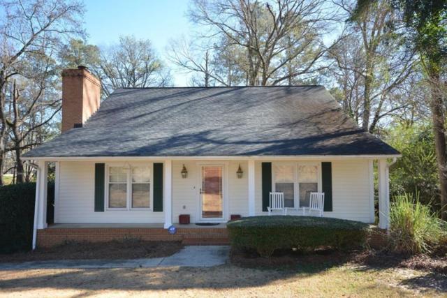1220 Wood Valley Road, Augusta, GA 30909 (MLS #436074) :: Venus Morris Griffin | Meybohm Real Estate
