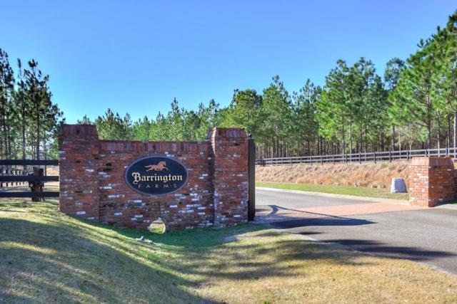 Lot 8-1 Barrington Farms Dr., Aiken, SC 29803 (MLS #436126) :: Shannon Rollings Real Estate