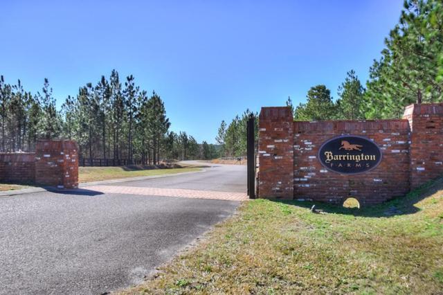 Lot 4-6 Barrington Farms Dr., Aiken, SC 29803 (MLS #436131) :: Shannon Rollings Real Estate
