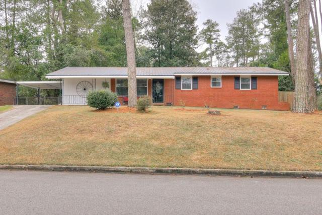 3338 Oakridge Drive, Augusta, GA 30909 (MLS #436255) :: Venus Morris Griffin | Meybohm Real Estate