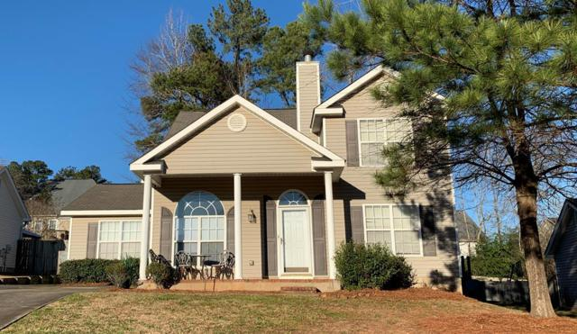 5140 Saddle Circle, Evans, GA 30809 (MLS #436288) :: REMAX Reinvented | Natalie Poteete Team