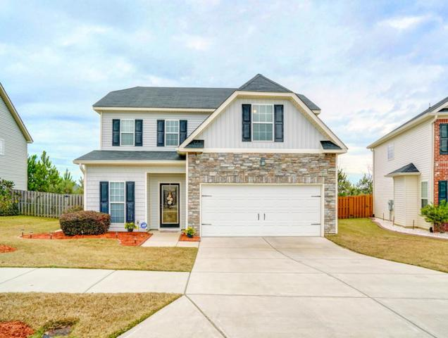 232 High Meadows Circle, Grovetown, GA 30813 (MLS #436320) :: Shannon Rollings Real Estate