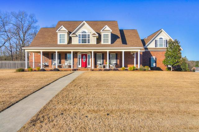 492 Knob Hill Court W, Evans, GA 30809 (MLS #436343) :: Young & Partners
