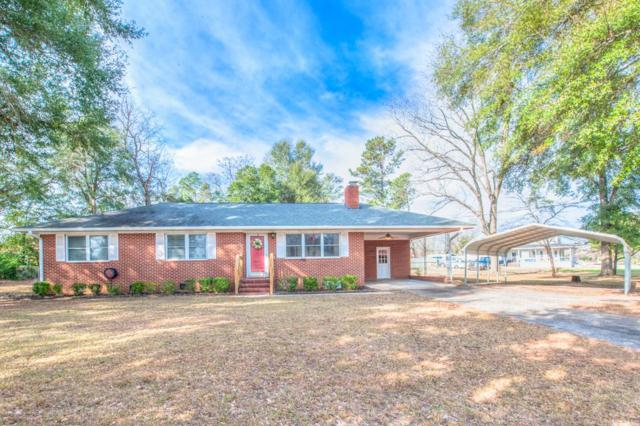 527 Highland Circle, Jackson, SC 29831 (MLS #436349) :: Young & Partners