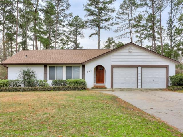 288 S South Lake Drive, Thomson, GA 30824 (MLS #436365) :: Melton Realty Partners