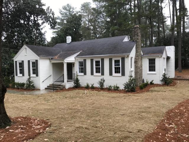 2911 Lombardy Court, Augusta, GA 30909 (MLS #436390) :: Southeastern Residential