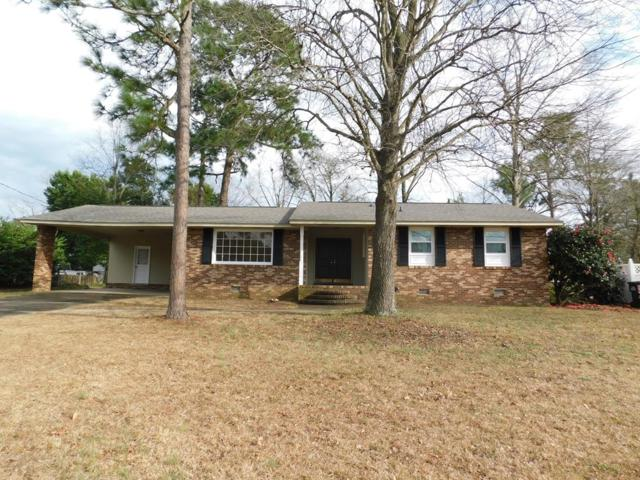 617 Oakdale Avenue, North Augusta, SC 29841 (MLS #436391) :: RE/MAX River Realty