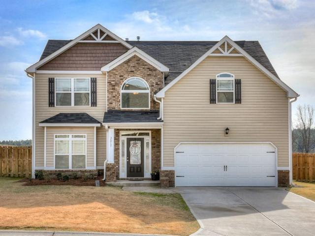 3017 Walking View Court, Graniteville, SC 29829 (MLS #436394) :: Shannon Rollings Real Estate