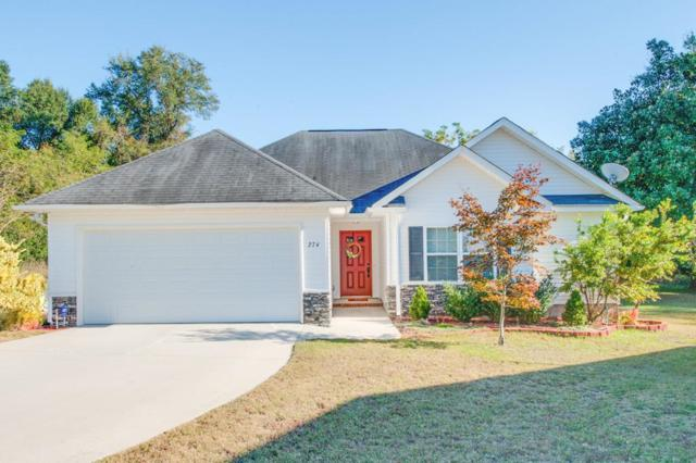 274 Spring Oak Lane, North Augusta, SC 29841 (MLS #436429) :: Shannon Rollings Real Estate