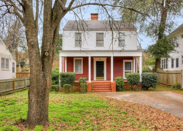 907 Heard Avenue, Augusta, GA 30904 (MLS #436443) :: RE/MAX River Realty