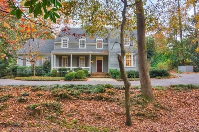 16 Rockbrook Road, Augusta, GA 30909 (MLS #436457) :: Young & Partners