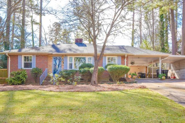 2410 Apricot Lane, Augusta, GA 30904 (MLS #436472) :: Greg Oldham Homes