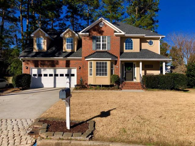 4650 La Court, Evans, GA 30809 (MLS #436485) :: Shannon Rollings Real Estate