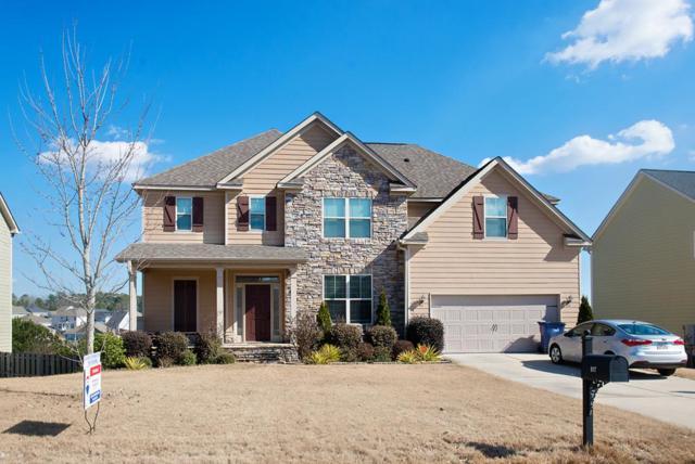 817 Bridgewater Lane, Evans, GA 30809 (MLS #436736) :: Young & Partners