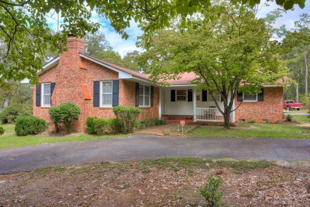 111 Crooked Creek Road, Aiken, SC 29805 (MLS #436757) :: Southeastern Residential