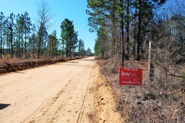 775 Hutto Pond Road, Aiken, SC 29805 (MLS #436830) :: REMAX Reinvented | Natalie Poteete Team
