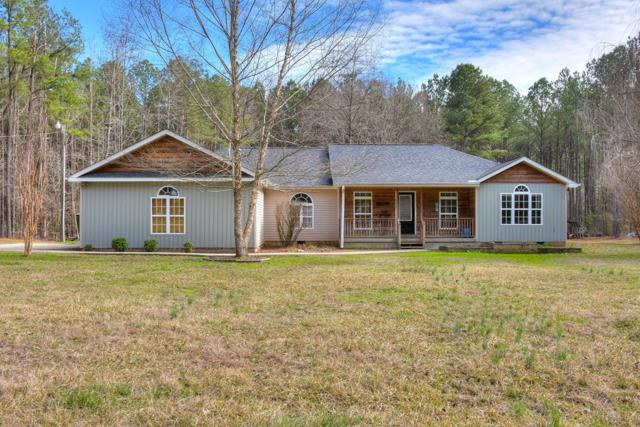 145 Dogwood Lane, Plum Branch, SC 29845 (MLS #436987) :: Young & Partners