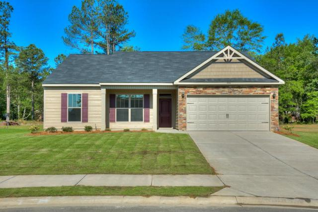 188 Almond Drive, Graniteville, SC 29829 (MLS #437055) :: Young & Partners