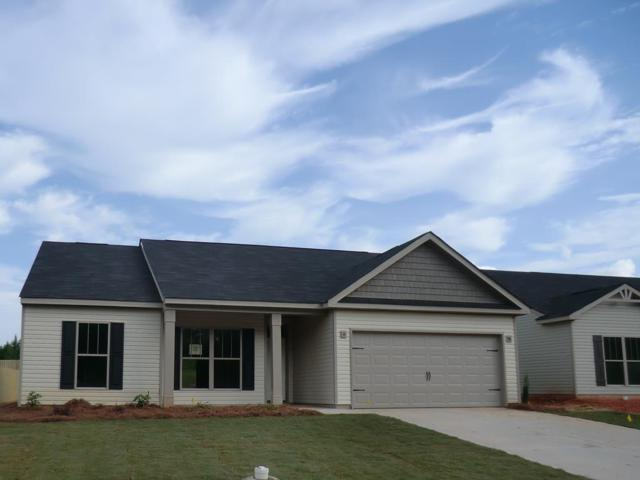 8187 Cozy Knoll, Graniteville, SC 29809 (MLS #437118) :: Young & Partners