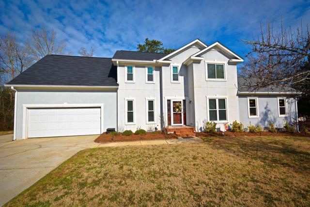 4615 Chatham Court, Evans, GA 30809 (MLS #437169) :: Southeastern Residential