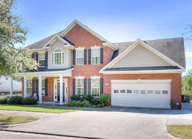145 Kenilworth Drive, North Augusta, SC 29860 (MLS #437196) :: Young & Partners