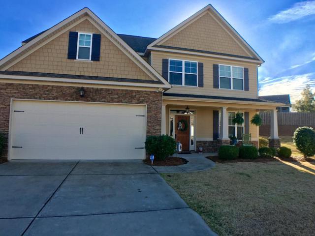 804 Bridgewater Lane, Evans, GA 30809 (MLS #437509) :: Southeastern Residential
