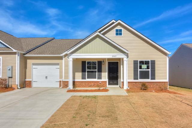 2065 Bonneville Circle, Aiken, SC 29801 (MLS #437530) :: Melton Realty Partners