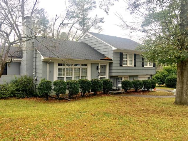 817 Merriwether Drive, North Augusta, SC 29841 (MLS #437588) :: Melton Realty Partners