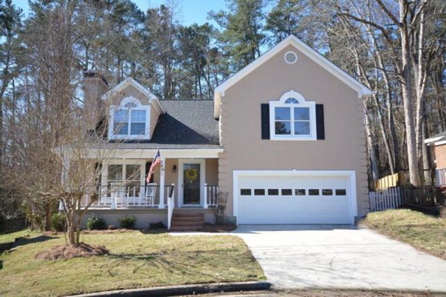 346 Old Salem Way, Martinez, GA 30907 (MLS #437653) :: Young & Partners