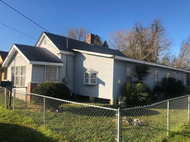 23 Walker Street, Augusta, GA 30901 (MLS #437654) :: Young & Partners