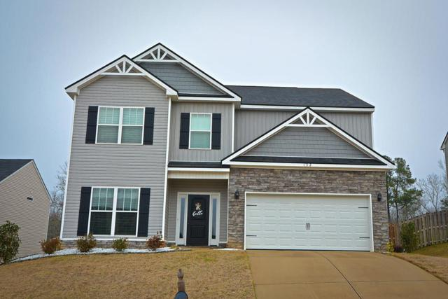 132 Newgate Court, North Augusta, SC 29860 (MLS #437655) :: Young & Partners