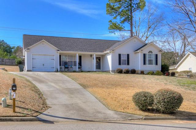 212 Amy Circle, North Augusta, SC 29841 (MLS #437666) :: Young & Partners