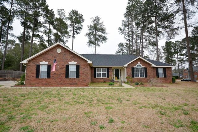 3033 Grey Fox Drive, Hephzibah, GA 30815 (MLS #437699) :: Shannon Rollings Real Estate