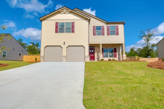 308 Geranium Street, Graniteville, SC 29829 (MLS #437734) :: Melton Realty Partners