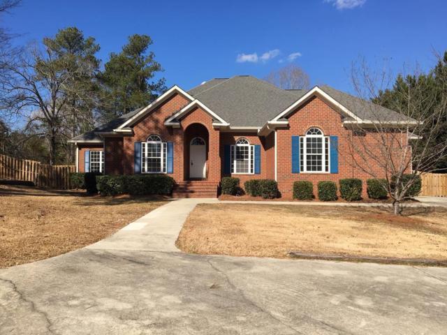 4757 Silver Lake Drive, Evans, GA 30809 (MLS #437862) :: Melton Realty Partners
