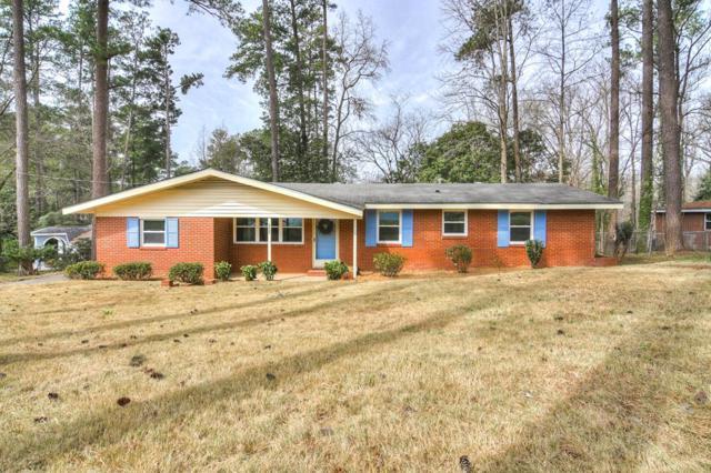 3353 Oakridge Drive, Augusta, GA 30909 (MLS #437920) :: RE/MAX River Realty