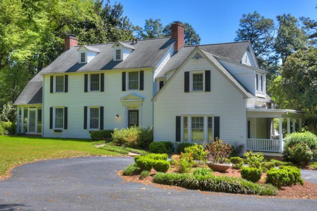 362 Hillcrest Road, Aiken, SC 29801 (MLS #438014) :: Shannon Rollings Real Estate