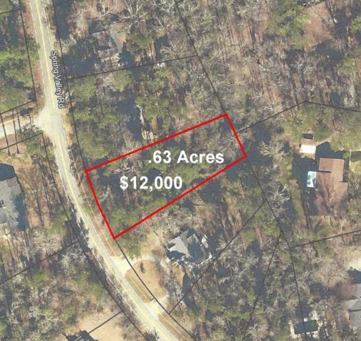 00 Spring Valley Road, Waynesboro, GA 30830 (MLS #438035) :: Melton Realty Partners